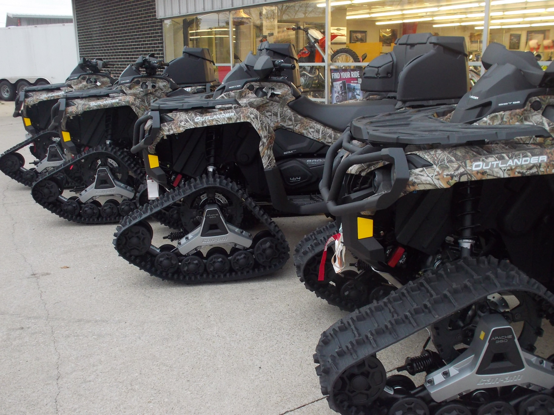 Yamaha Atv Accessories Grizzly MilitaryAtv.com -Company / Press Release