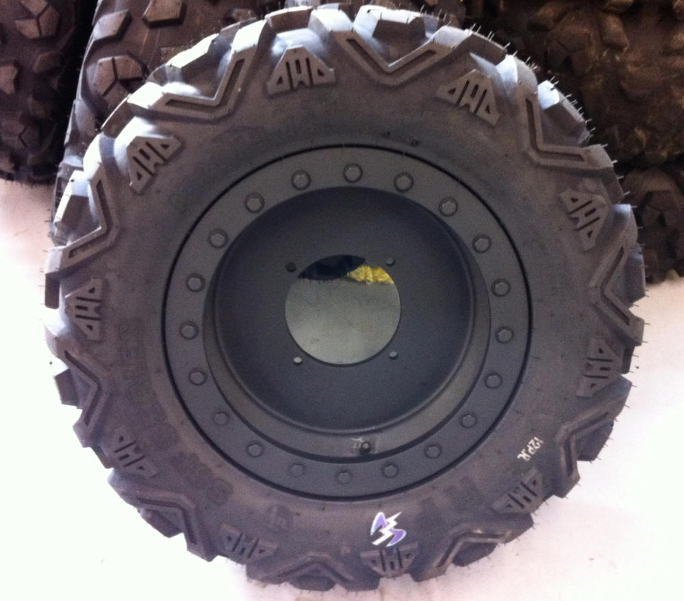 The new RP Advanced SOF Series II 12-Ply Run Flat Tires